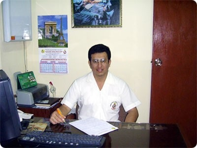 Dr. Jaime Cachay Agurto