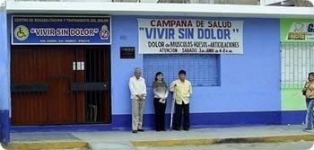 Ozonoterapia en Peru